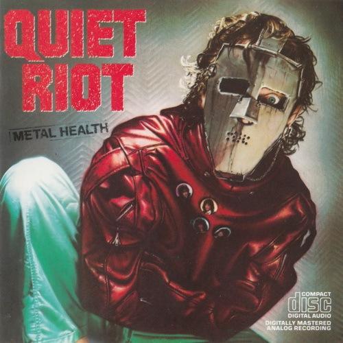 Quiet Riot Metal Health FLAC RIP